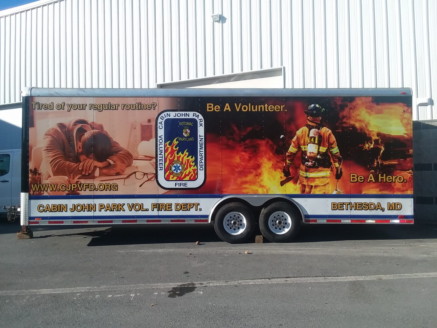 Large Commercial Wraps Gallery