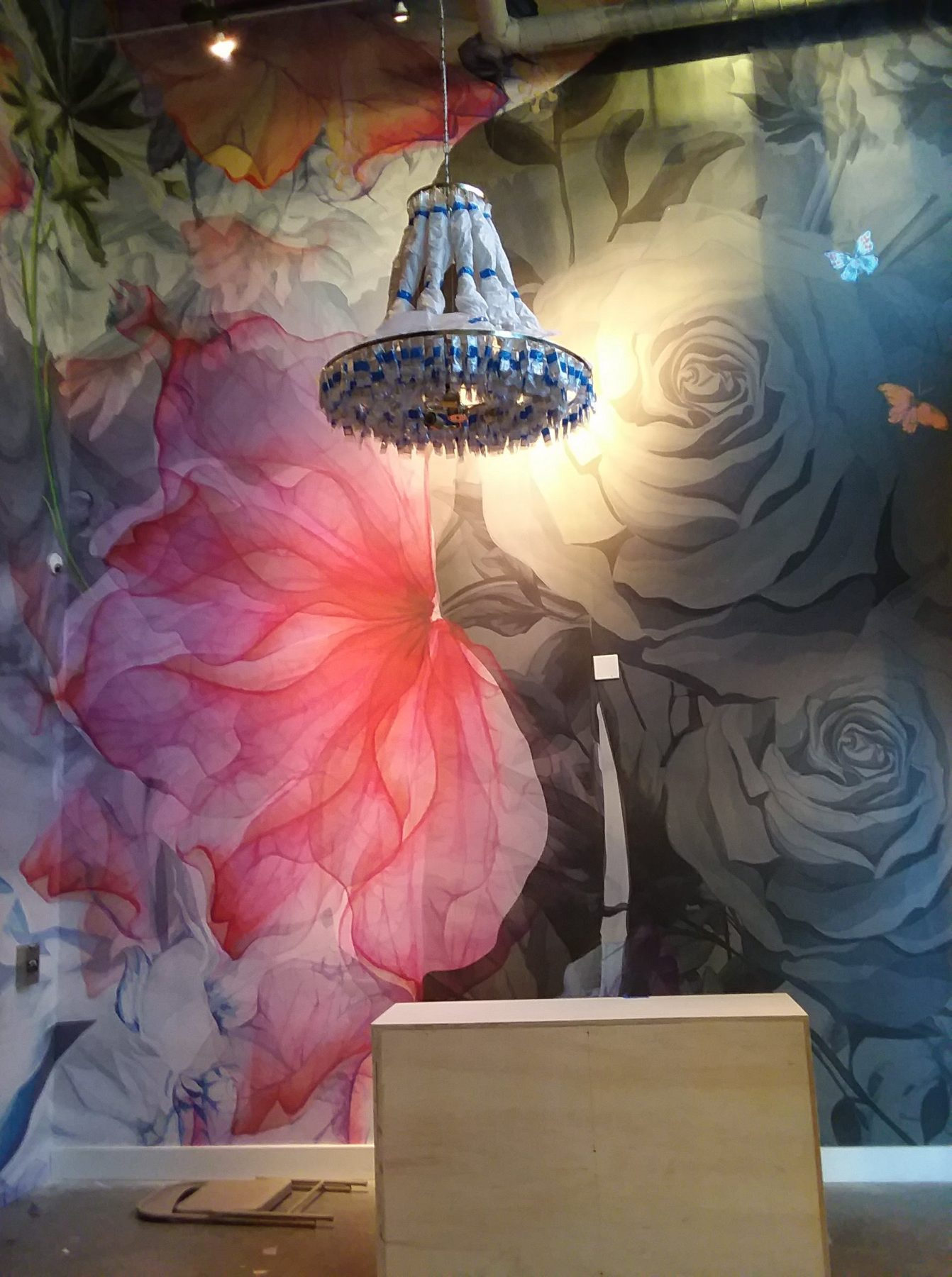Interior Wall Wraps Gallery