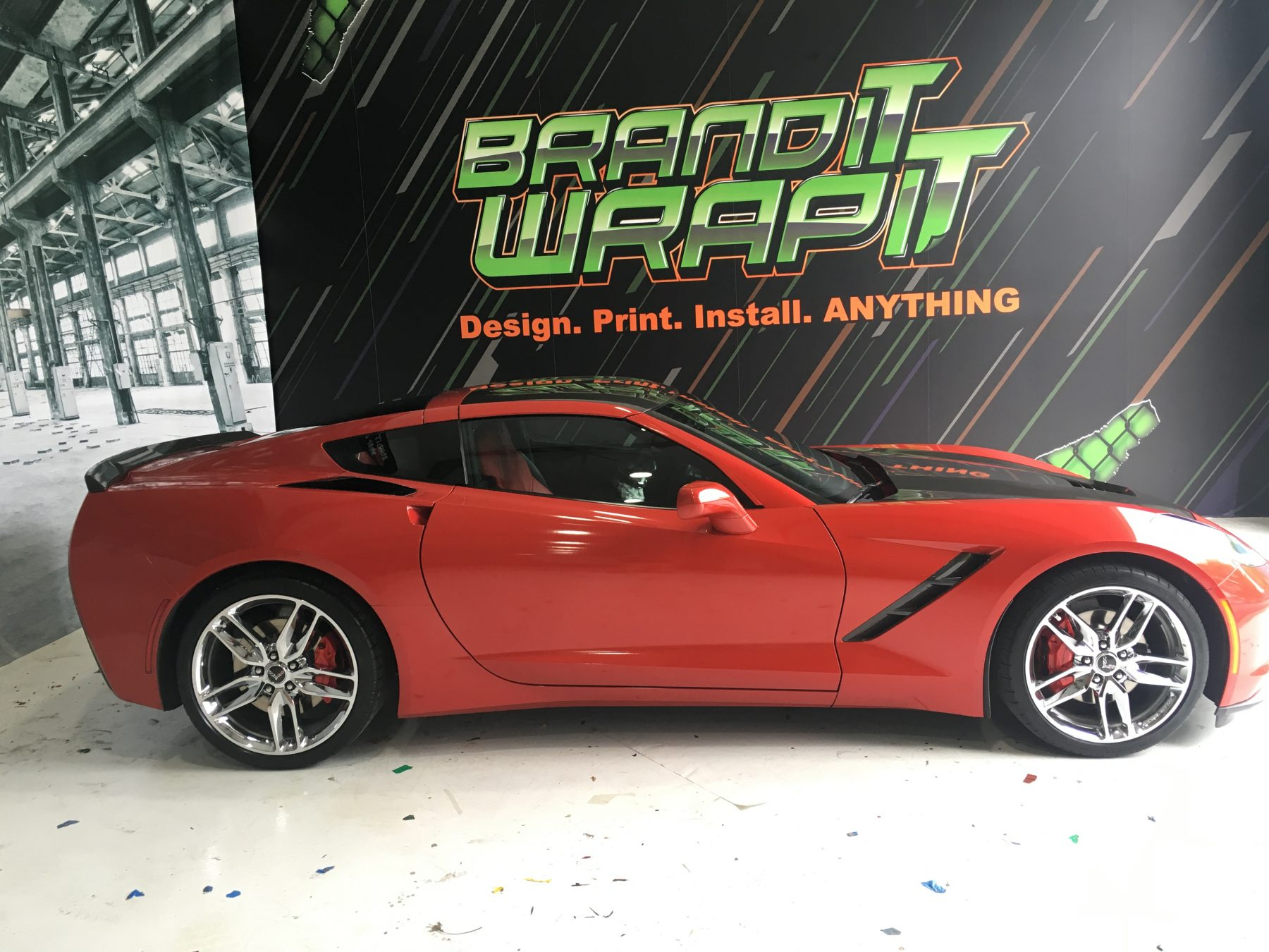 Color Change Wraps Gallery Image