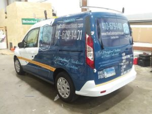 The Cost Factors for A Vehicle Wrap