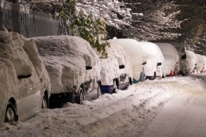 Winter Care for Vehicle Wraps