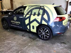 What Cars Can't Be Wrapped brand it wrap it