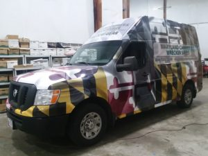 Why Vehicle Wraps Are Better Than Paint brand it wrap it